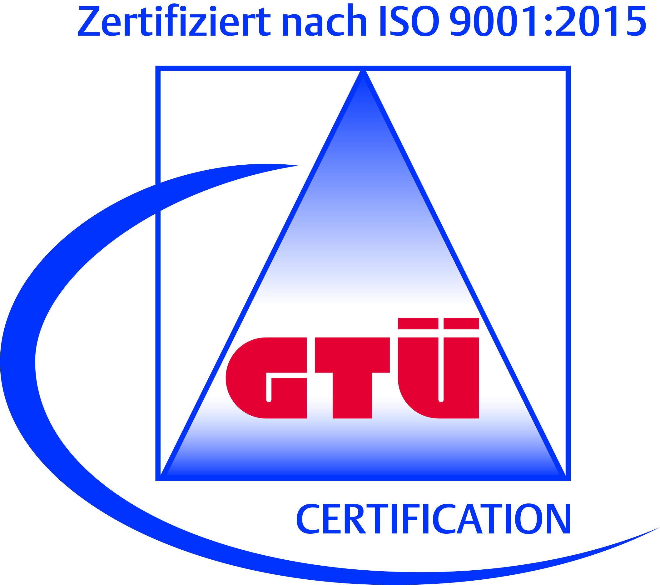 GTÜ Zertifizierung